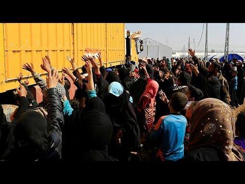 Εκατοντάδες χιλιάδες άμαχοι εγκλωβισμένοι εντός των τειχών της Μοσούλης
