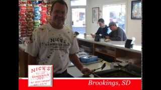 Brookings (SD) United States  city pictures gallery : Brookings South Dakota's Nick's Hamburger Shop on Our Story's What's Cookin