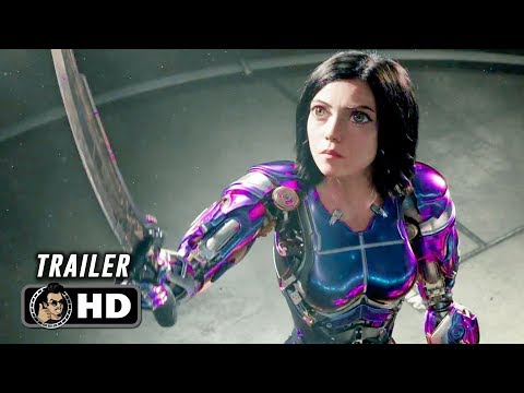 Alita: Battle Angel - Final Trailer
