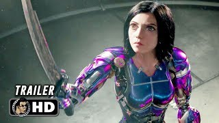 Video ALITA: BATTLE ANGEL Trailer #3 (2019) James Cameron Sci-Fi Action Movie MP3, 3GP, MP4, WEBM, AVI, FLV November 2018