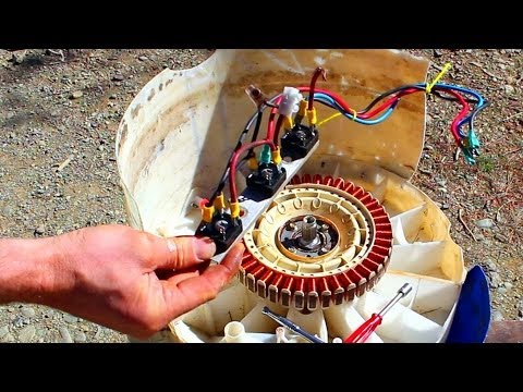machine - New Improved model- WARNING: This video is intended for information purposes only, working with electricity can be dangerous, If you are not qualified, plea...