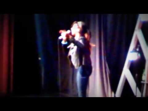 Ashima Franklin @ Stardome Comedy Club Pt1