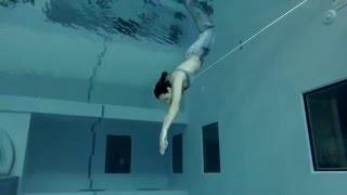 Ilaria Molinari e Gocce di Sirena alla Y 40