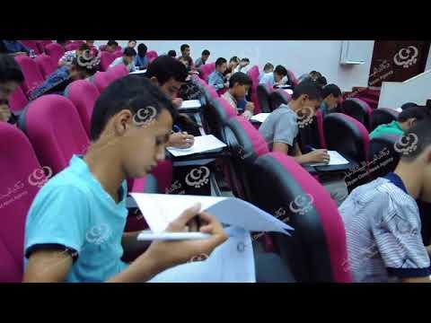 155 طالب يتقدم لإمتحان القبول بمعهد النفط في لجنة مصراتة
