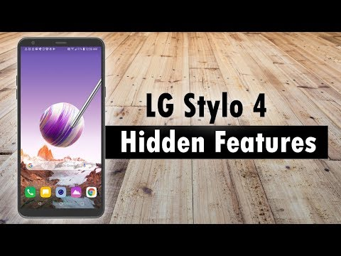 Hidden Features of the LG Stylo 4 You Don't Know About