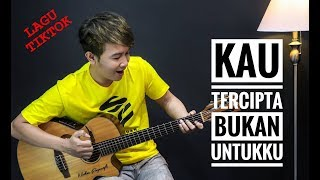 Video Kau Tercipta Bukan Untukku - Nella Kharisma | Nathan Fingerstyle | Guitar Cover MP3, 3GP, MP4, WEBM, AVI, FLV Januari 2019
