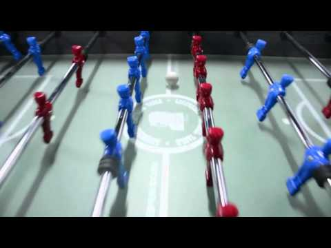 Настольный футбол кикер Desperado Premium Sport (kiker-shop.ru) (видео)