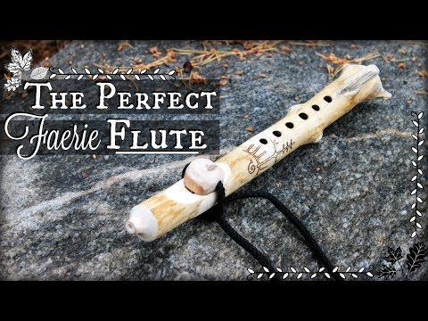 The Perfect Fairy Flute ♥ WHERE TO BUY A NATIVE AMERICAN FLUTE | Best Flute for Fairies & Mermaids