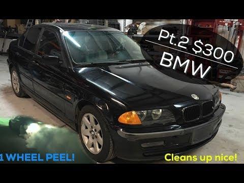 Pt.2 $300 BMW Budget E46 Drift Car!