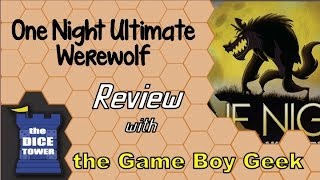 Nonton One Night Ultimate Werewolf - with the Game Boy Geek Film Subtitle Indonesia Streaming Movie Download