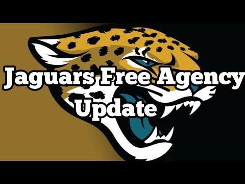 Jacksonville Jaguars Free Agency Update
