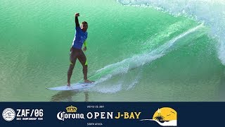 Joel Parkinson, Wiggolly Dantas, and Miguel Pupo battle in Round One, Heat 1 at the 2017 Corona Open J-Bay. #WSL #jbay Subscribe to the WSL for more ...