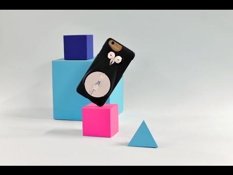 Headphone iPhone Case - Mous Musicase (видео)