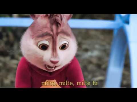Ude Dil Befikre Video Chipmunks with Lyrics   Befikre   Benny Dayal   Ranveer Si
