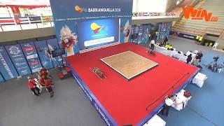Video Juegos Centroamericanos y del Caribe | Señal satelital 4 - 22 de julio (Sin narración y comentarios) MP3, 3GP, MP4, WEBM, AVI, FLV Juli 2018