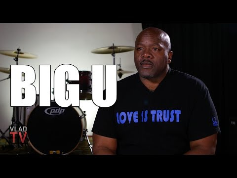 Big U on Getting 56 Years in Prison, Extra Time for Farrakhan Friendship, Doing 13 (Part 6) (видео)