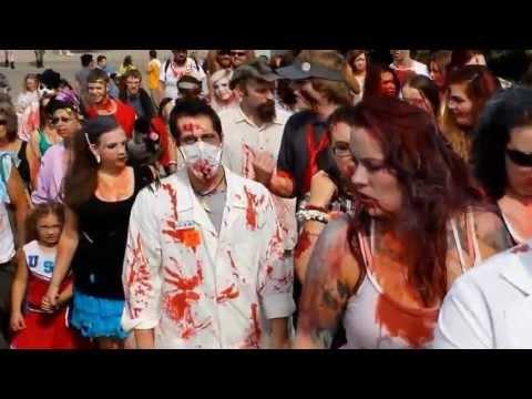Nashville Zombie Walk 2013
