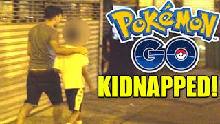 Video POKEMON GO KIDNAPPING EXPERIMENT MP3, 3GP, MP4, WEBM, AVI, FLV Februari 2017