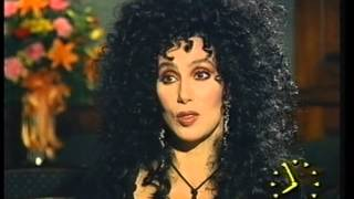 Cher Interview 1990 GMTV Including Song At End 1/3