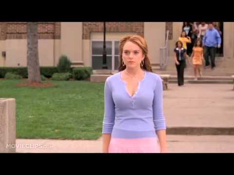 Mean Girls 9 10 Movie CLIP   Regina Meets Bus 2004 HD 1