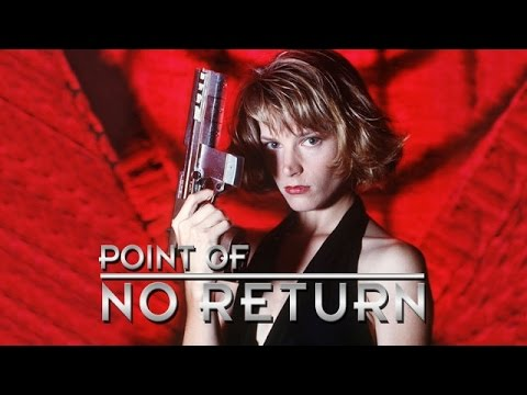 Kryptonim Nina - Point Of No Return (1993) Zwiastun Trailer - Poral.eu