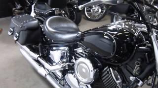 9. 2008 Yamaha V-Star 1100 Silverado @ iMotorsports 8348