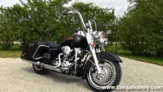 8. 2013 Harley-Davidson Road King for Sale -