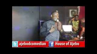 Ajebo Live On Stage