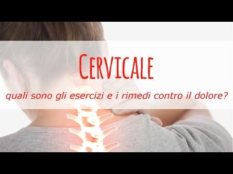 cervicale: esercizi e rimedi naturali contro il dolore