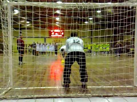 Penaltis Treze x Furacão - Lindolfo Collor 2010