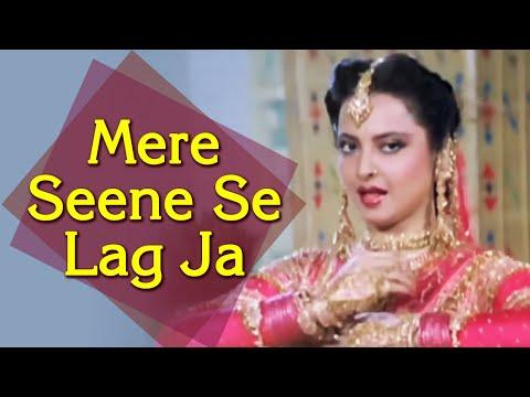 Mere Seene Se Lag Ja | Bhrashtachar (1989) | Mithun Chakarborty, Rekha | Alka Yagnik Hits