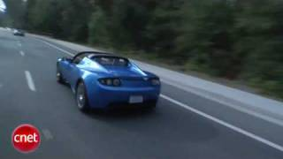 2009 Tesla Roadster (electric Car)