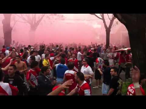 Floresta si no viviste la fiesta anda mirando esta - Los Ninjas - Argentinos Juniors