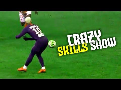 Neymar JR's Amazing Skills That Will Make You Say WOW!