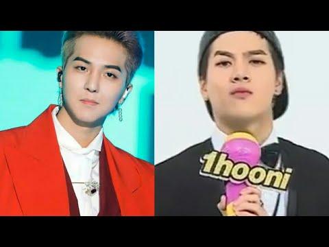 Idols imitating WINNER MINO