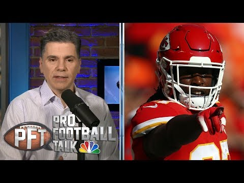 Video: Why Cleveland Browns' Kareem Hunt signing is surprising | Pro Football Talk | NBC Sports