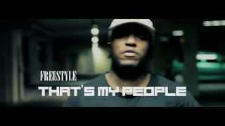 DN - FREESTYLE THAT'S MY PEOPLE - YouTube