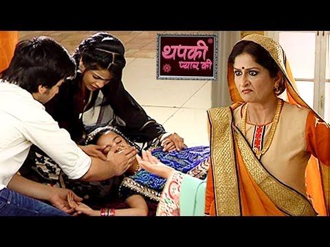 Thapki's Daughter Bani FAINTS   Thapki Pyar Ki   �