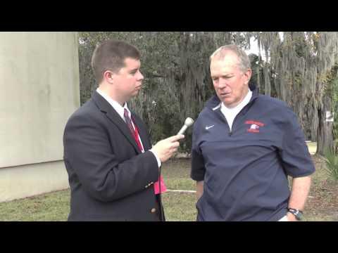 Carson-Newman Football: Ken Sparks postgame Valdosta State interview