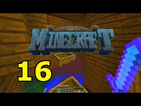 """Minecraft: SMP HOW TO MINECRAFT #16 """"Boat Glitch Parkour Challenge"""" with JeromeASF"""