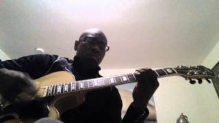 Acoustic Jazz Guitar Lines