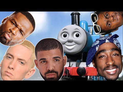How the Thomas the Tank Engine Theme Is a Perfect Backing Track to Different Rap