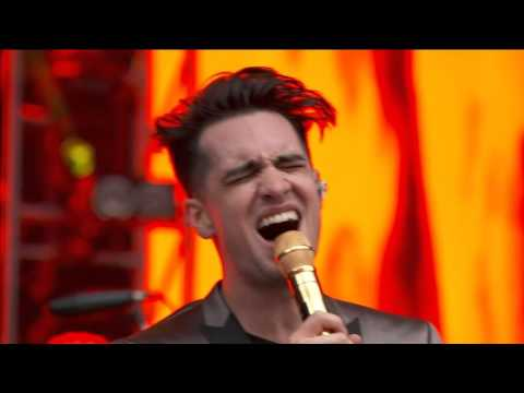 Panic! At The Disco - Time To Dance Live MMMF 2016 (HD)