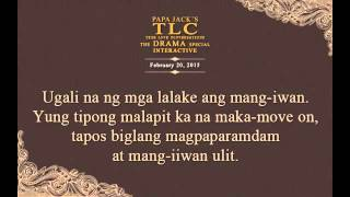 Papa Jack's TLC The Drama Special Interactive (February 20, 2015)