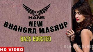 25 minute Bhangra Mashup 2017 - DJ Hans Dhol Mix | Latest Punjabi Songs Nonstop | Bhangra Megamix