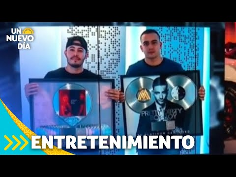The Rude Boyz: los productores colombianos detrás de Shakira y Maluma | Un Nuevo Día | Telemundo