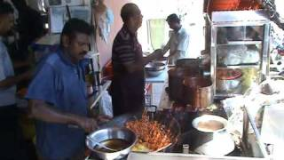 Fried Noodle Mamak Style At Lorong Bangkok Penang Part 1