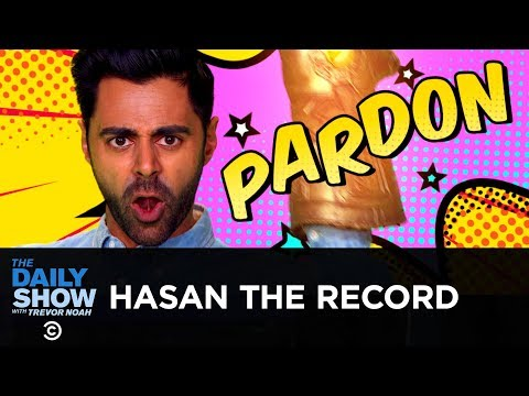 Hasan The Record - Can President Trump Pardon Himself? | The Daily Show