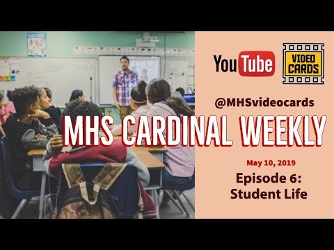 MHS Cardinal Weekly Season 2 Episode 6