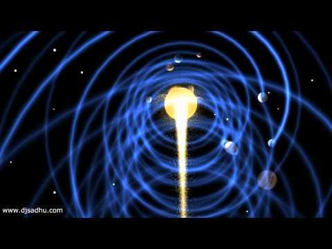 看了這個模擬太陽系運轉的影片後,我才知道以前教的「地球繞太陽公轉」都想錯了!